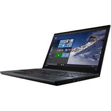 "Lenovo ThinkPad P50s Intel i7-6500U 16GB 512GB SSD 15.6"" FHD Win10Pro Warranty"
