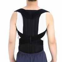 Shoulder back side posture corrector brace neoprene taylor brace support,M,L,XL,