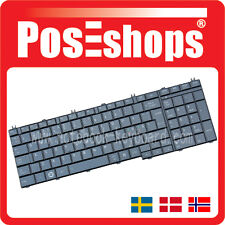 ORIG. Nordic tangentbord Satellite l650 l650d l655 l670 l675 SCA TASTIERA NEW