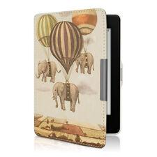 kwmobile Flip Tasche für Amazon Kindle Paperwhite Fliegende Kunstleder Schutz