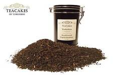 Descafeinado desayuno inglés 100g Regalo Caddy Calidad Negro té de hoja suelta