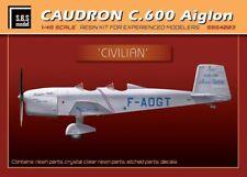 SBS Models 1/48 CAUDRON C.600 AIGLON Civilian Versions