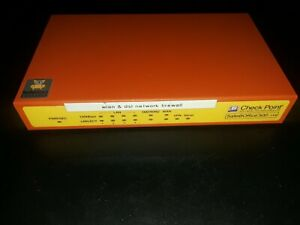 3x Check Point Safe@Office 500W Firewall Router Security SBX-166LHGE-5 VPN