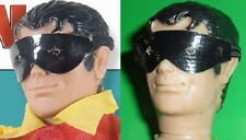 "1972 REPRODUCTION MASK for the 8"" Mego Removable Mask ROBIN (RM) figure - Batman"