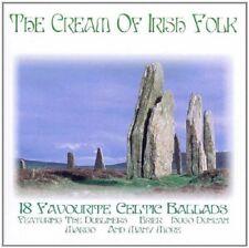 The Cream Of Irish Folk CD NEW SEALED Barnbrack/Wolfhound/Brier/Margo/Marksmen+