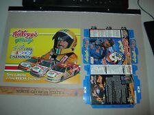 Terry Labonte NASCAR postcards photos Kelloggs Tony Tiger make a box 96 Champion