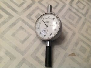 Draper TI 111 Precision Engineers Dial Test Ind From Clockmakers,Tool Box
