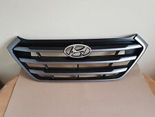 HYUNDAI TUCSON 2015- NEW GRILL FRONTGRILL KUHLERGRILL RADIATOR TLE 86351-D7000