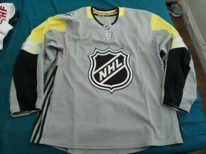 Authentic 2018 all star Metropolitan jersey sz 58 MIC Made in Canada Adidas NWT