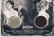 RARE Harry Potter Emma Watson Hermione Dual Costume Prop Card C9 GOF w Cho /290