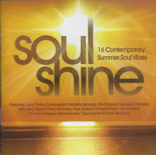 V/a -  Soul Shine (16 Contemporary Summer Soul Vibes)  new cd