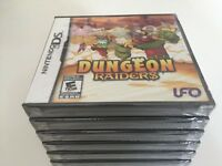 Dungeon Raiders (Nintendo DS, 2010) DS NEW