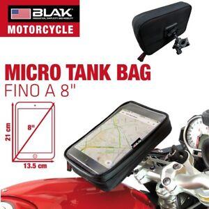 "BORSA MANUBIO porta iPAD  smartphone 23X15X5CM display 8"" BLAK"
