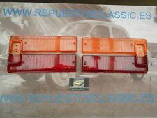 ISE482 JUEGO 4 TULIPAS PILOTOS TRASEROS SEAT 1430 2ª SERIE