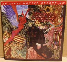 MFSL 24kt GOLD CD UDCD-775 CD: SANTANA - Abraxas - 2008 USA Ltd Ed. Numbered