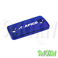 Apico Cilindro maestro del freno Tapón combustible KTM SX XC 125 150 09-15 Azul