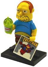 Genuine Lego 71009 The Simpsons Series 2 Minifigure no. 7 Comic Book Guy