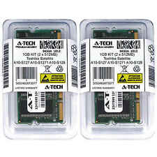 1GB KIT 2 x 512MB Toshiba Satellite A10-S127 A10-S1271 A10-S128 Ram Memory