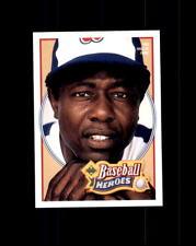 1991 Upper Deck Aaron Heroes #26 (J)