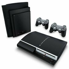 SONY PlayStation 3 Console CHCEJ02, 2 Wireless Controllers & 2 Games