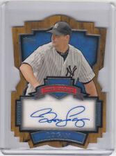 2013 Topps Million Dollar Chase Autographs Boone Logan /303 New York Yankees
