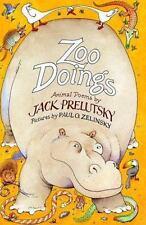 ZOO DOINGS Animal Poems (Brand New Paperback Version) Jack Prelutsky