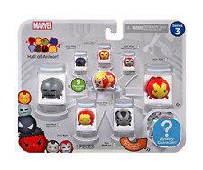 New Marvel Tsum Tsum Hall of Armor 9 Pack Figures Series 3 - Iron Man