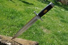 Messer Toothpick mit Lederscheide ,. .