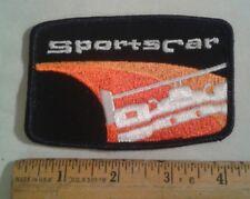 IMSA Sportscar Series Patch Auto Car Racing Corvette Porsche Daytona Sebring