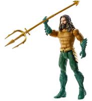 """NEW DC Comics Aquaman - Articulated """"Aquaman"""" Action Figure - 6"""" - NIB"""