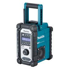 Makita DMR110 Radio für Baustelle Werkstatt Baustellenradio mit Mini-USB
