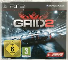 GRID 2 - PLAY STATION 3 - PS3 - PROMO