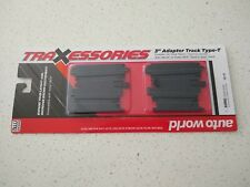 """AUTO WORLD PAIR OF 3"""" INCH ADAPTER TRACK TYPE-T TOMY AFX TO TYCO. FREE  SHIPPING"""