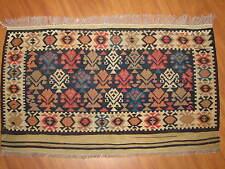 Antiker Kelim Shahsawan 59 x 99 cm antique kilim, rug, tappeto, tapis Nr. 94