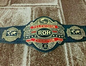 RING OF HONOR World Television Wrestling Championship Belt.Adult Size.