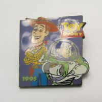 Disney DS Countdown to the Millennium Series #21 Toy Story Woody Buzz Pin