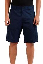 "Emporio Armani EA7 ""Italia Team"" Men's Blue Cargo Shorts US L IT 52"
