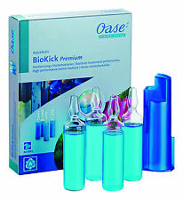 OASE AquaActiv BioKick Premium - Hochleistungsbakterien 4x20ml