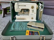 Bernina Minimatic 707 Sewing Machine Accessories Case Foot Pedal ExtensionTable