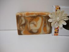 Handmade Homemade Oatmeal Milk & Honey Goats Milk & Shea Butter Soap