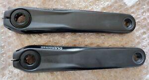 SHIMANO STEPS FC-E8050 170mm CRANK ARM SET E BIKE LEFT & RIGHT