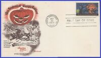 US #1548 U/A FLEETWOOD FDC   Legend of Sleepy Hollow
