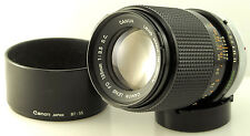 Canon FD 135mm f3.5 SC Telephoto lens for FT A1 AE1 F1 AV1 AP1 etc + case
