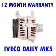 Iveco Daily Mk5 Mk V 2011 2012 2013 2014 2015 Remanufacturado Alternador