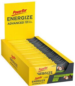 Powerbar Energize Bar C2MAX Box 25 Riegel 55g *Mindesthaltbarkeit 10-2021*