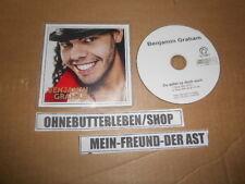 CD Pop Benjamin Graham - Du willst es doch auch (2 Song) SOLIS MUSIC