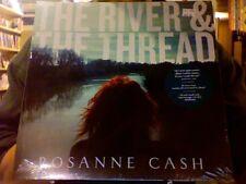 Rosanne Cash The River & the Thread LP sealed 180 gm vinyl + mp3 download