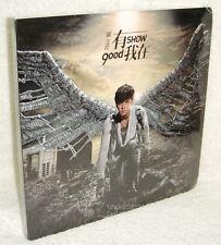 Show Luo Zhi Xiang Good Show Count on Me Taiwan Ltd CD +LED Flashlight +fiyer
