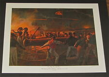 Don Troiani - Our Flag Was Still There - Fort McHenry - War of 1812