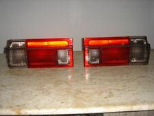 VW VOLKSWAGEN FOX SMOKE TAIL LIGHTS 1985-1990 BRAND NEW